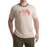 prAna Farm-to-Table Ringer T-Shirt - Organic Cotton Blend, Short Sleeve (For Men)
