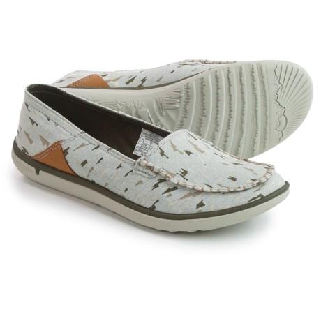 Merrell Duskair Print Moc Shoes - Slip-Ons (For Women)