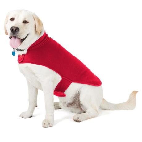 Best Pet Voyager Fleece Dog Coat