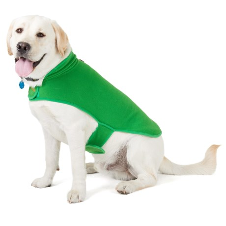 Best Pet Voyager Fleece Dog Coat