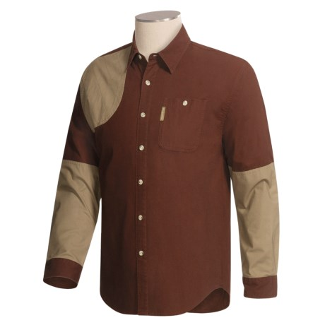 Columbia Sharptail Shooting Shirt - Long Sleeve (For Men)