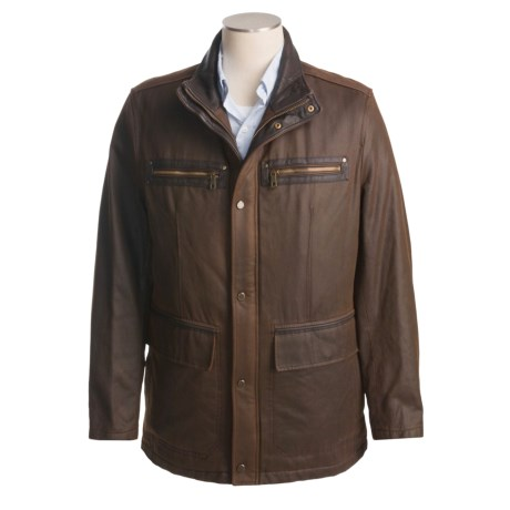 Andrew Marc Miller Mid-Length Jacket (For Men)