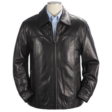Marc New York by Andrew Marc Carter Coat - Polished Lamb Leather (For Men)