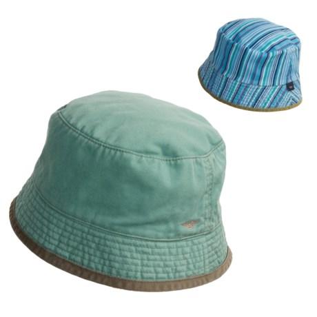 Dockers Bucket Hat - Reversible (For Women)
