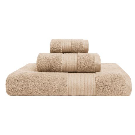 Antalya Turkish Cotton Towel Set - 3-Piece