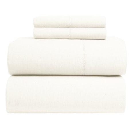 Westport Home Linen-Cotton Sheet Set - King