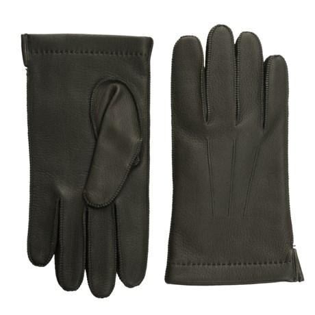Portolano CL Deerskin Gloves - Cashmere Lined (For Men)
