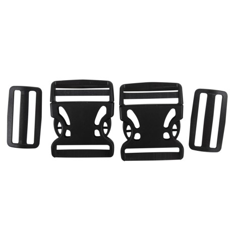 Outdoor Products Buckle and Slider Replacement Kit - 2-Piece