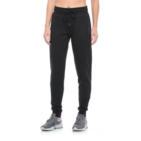 Kyodan Joggers with Front Zip Pockets (For Women)