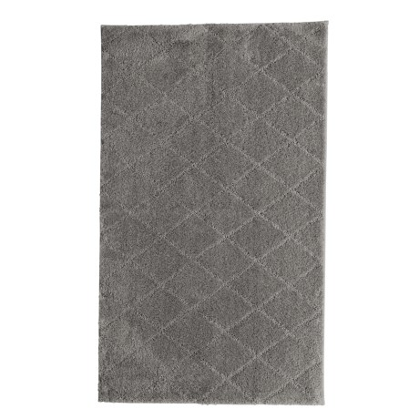 Christy of England Christy Drylon® Diamond Bath Rug - 25x45""