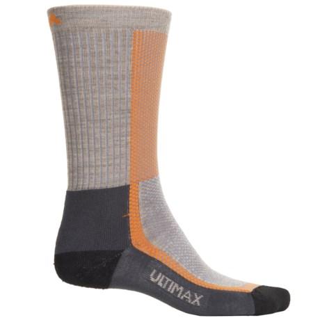 Wigwam Ultimax® Trailhead Pro Socks - Merino Wool, Crew (For Men and Women)