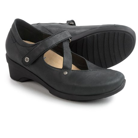 Wolky Georgia Mary Jane Shoes - Leather (For Women)