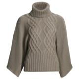 Peregrine by J.G. Glover Kimono Sweater - Merino Wool (For Women)