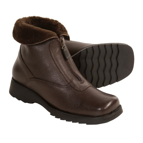 La Canadienne Piera Boots - Fleece Lining (For Women)