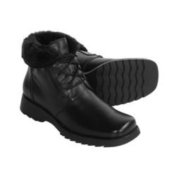 La Canadienne Libra Boots - Faux-Fur Lining (For Women)