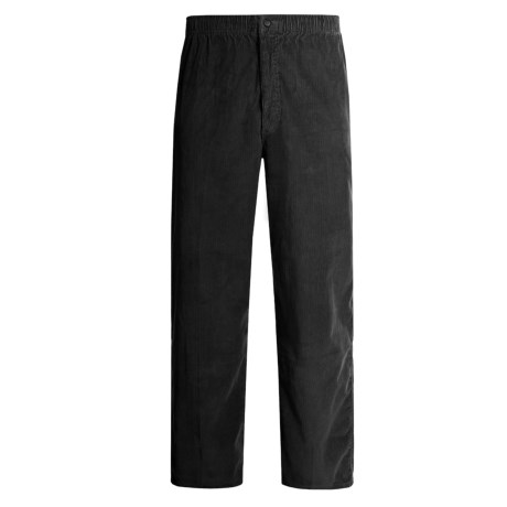 Towncraft Corduroy Pants - Full-Elastic Waistband (For Men)