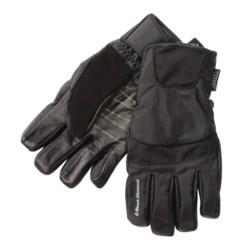 Black Diamond Equipment Burn Gloves - Waterproof