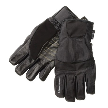 Black Diamond Equipment Burn Gloves - Waterproof