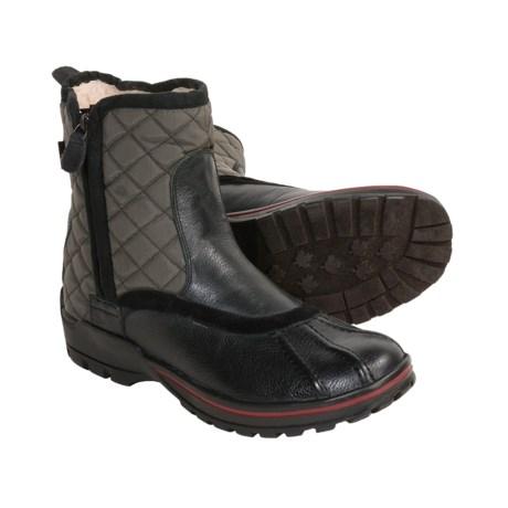 Pajar Alva Boots - Side Zip (For Men)