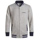 Eddie Bauer Varsity Fleece Jacket (For Big Boys)