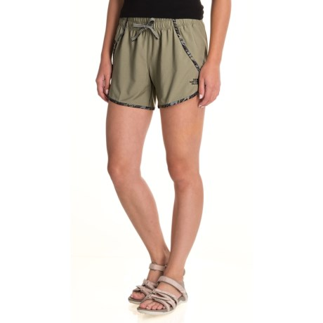 The North Face Class V Shorts - UPF 50 (For Women)