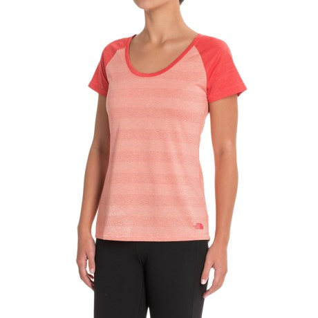 The North Face Adventuress T-Shirt - Scoop Neck, Short Sleeve (For Women)
