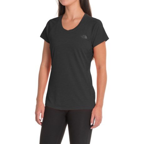 The North Face Ambition Shirt - Short Sleeve (For Women)