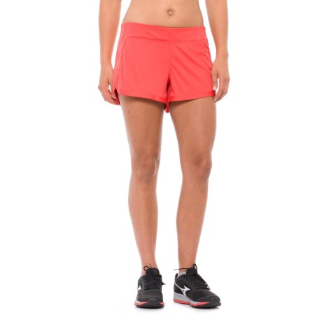 The North Face Kick Up Dust Shorts - Built-In Briefs (For Women)
