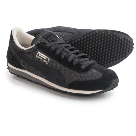 Puma Whirlwind Denim Sneakers (For Men)