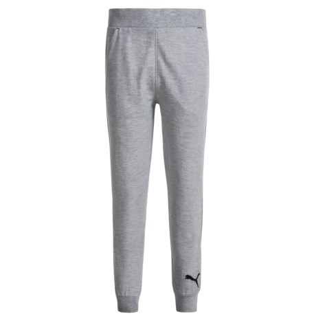 Puma Cotton French Terry Joggers (For Little Boys)