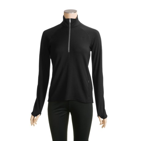 Icebreaker Sport 320 Tornado Shirt - Merino Wool, Lightweight, Long Sleeve (For Women)