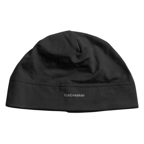 Icebreaker Chase Beanie Hat - Merino Wool, Lightweight (For Men and Women)