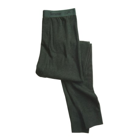Terramar Sportsman Base Layer Bottoms - Wool-Blend (For Men)