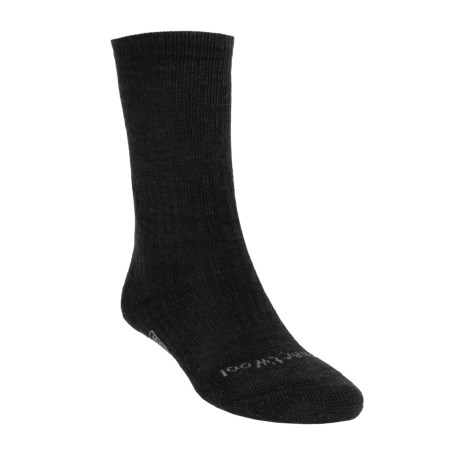 SmartWool On the Job Crew Socks - Merino Wool, Lightweight (For Men and Women)