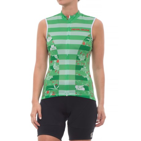 Pearl Izumi SELECT Escape LTD Cycling Jersey - UPF 40+, Full Zip, Sleeveless (For Women)