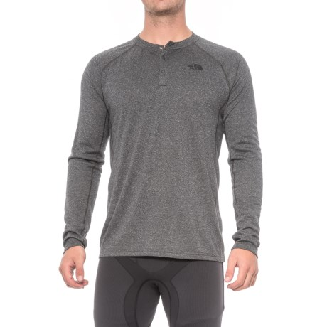 The North Face Fuse Progressor Shirt - Polartec® Power Wool®, Long Sleeve (For Men)