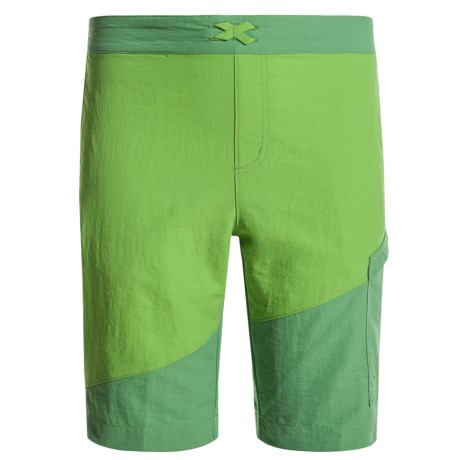 White Sierra Sierra Creek Shorts (For Little and Big Boys)
