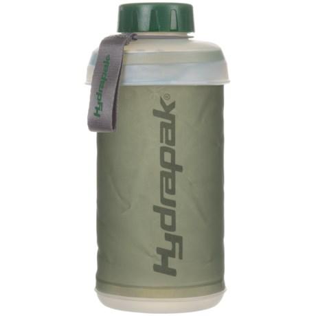 Hydrapak Stash Water Bottle - BPA-Free, 750ml