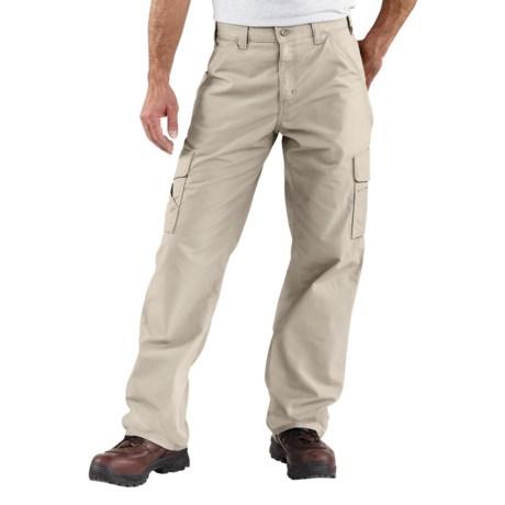 Carhartt Canvas Utility Work Pants - Cotton, Factory Seconds (For Men)