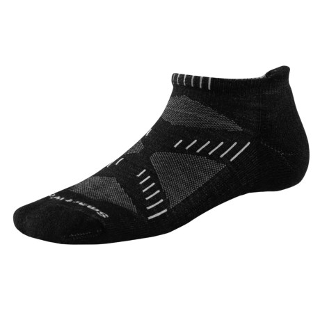 SmartWool Smartwool PhD Running Light Cushion Micro Mini Socks - Merino Wool (For Women)