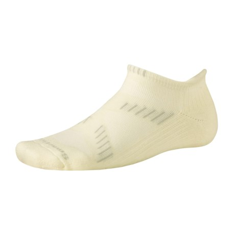 SmartWool PhD Running Light Micro Socks - Merino Wool (For Men and Women)