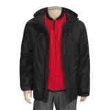 Obermeyer 2-in-1 Dual Ski Jacket - Insulated, Removable Liner (For Men)