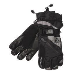 Grandoe Tundra Nylon Gloves - Insulated (For Men)