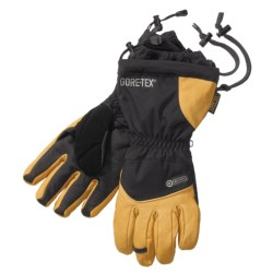 Grandoe Logan Gore-Tex® Gloves - Waterproof, Fleece Lining (For Men)
