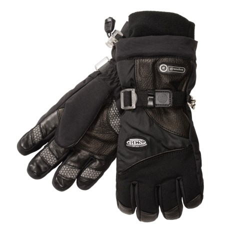 Grandoe Primo Elite Gloves - Insulated, Removable Fleece Liner (For Women)