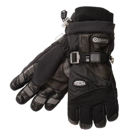 Grandoe Primo Elite Gloves - Insulated, Removable Fleece Liner (For Women)