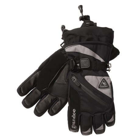Grandoe Tundra Ski Gloves - Waterproof, Insulated (For Women)