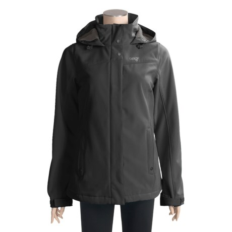 Orage Brigit Soft Shell Jacket - Waterproof (For Women)