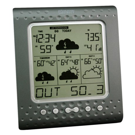La Crosse Technology Weather Direct Weather Station - Internet Powered, Wireless