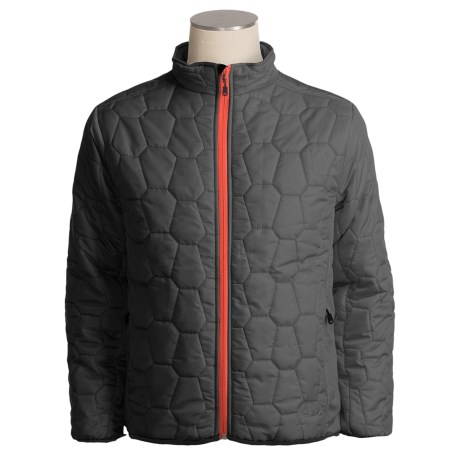 Marker Speed Quilted Ski Jacket - Insulated (For Men)